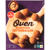1 de Beste Oven bitterballen 12 stuks