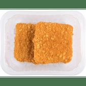 Kipschnitzel saté