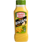 Gouda's Glorie Sweet onion saus
