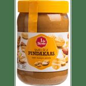 1 de Beste Pindakaas met stukjes pinda