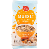 1 de Beste Muesli fruit - noten