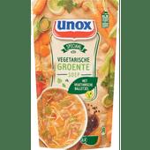 Unox Soep in zak groente vegetarisch