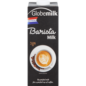 1 de Beste lang houdbare melk of Globemilk barista
