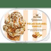 Hertog IJssalon pecan karamel
