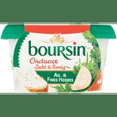 Boursin Zacht & romig knoflook
