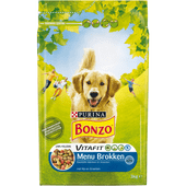 Bonzo Hondenvoer adult kip-groenten