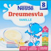 Nestlé Dreumesvla 8+ maanden vanille