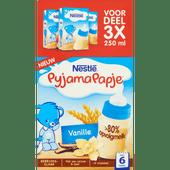 Nestlé Pyjamapapje 6+maanden vanille