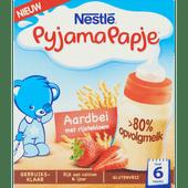 Nestlé Pyjamapapje 6+maanden aardbei