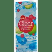 1 de Beste Clear cranberry-limoen