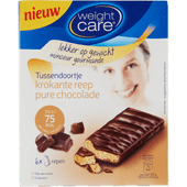 Weight Care Crusty snack pure chocolade