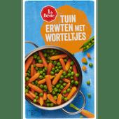 1 de Beste Tuinerwten wortelen