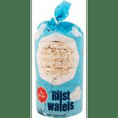 1 de Beste Rijstwafel met zout