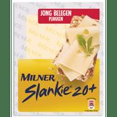 Milner Slankie jong belegen 20+ plakken