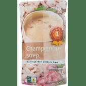 1 de Beste Soep in zak champignon