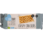 BioToday Crispy cracker salted
