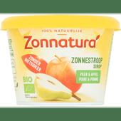 Zonnatura Zonnestroop appel peer