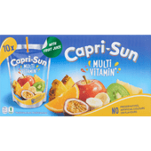 Capri Sun Multivitamin