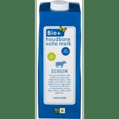 Bio+ Houdbare melk vol