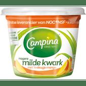 Campina Kwark mager mango