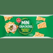 1 de Beste Mini crackers olijf-oregano