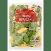 1 de Beste Japanse wokgroente