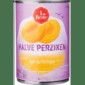 1 de Beste Halve perziken op siroop