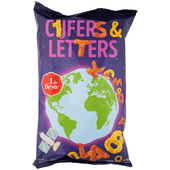1 de Beste Cijfers en letters chips