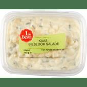 1 de Beste Kaas-bieslook salade