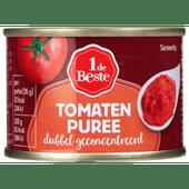 1 de Beste Tomatenpuree dubbel geconcentreerd