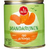 1 de Beste Mandarijnen op siroop