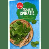 1 de Beste Spinazie gehakt