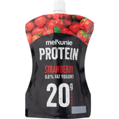 Melkunie Protein kwark aardbei