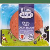 Anur Halal Food Runderworst paprika