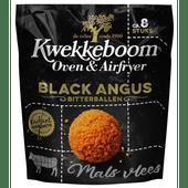 Kwekkeboom Oven black angus bitterballen 8 stuks