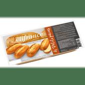 Délifrance Petit pains 4 stuks