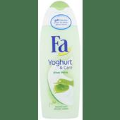 Fa Douchegel yoghurt aloe vera
