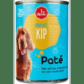1 de Beste Hondenvoer paté kip