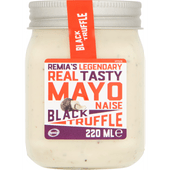 Remia Mayonaise black truffle