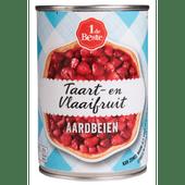 1 de Beste Taart & vlaaifruit aardbeien