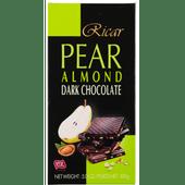 Ricar Pear almond dark chocolate