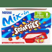Nestlé Smarties yoghurt aardbei 2 stuks