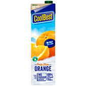 CoolBest Orange pulp free