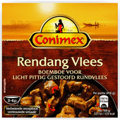 Conimex Boemboe rendang vlees