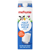 Melkunie Halfvolle melk drank extra calcium