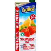 CoolBest Strawberry hill voordeelpak