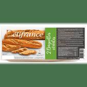 Délifrance Baguettes meergranen 2 stuks