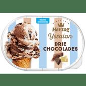 Hertog Schepijs drie chocolades