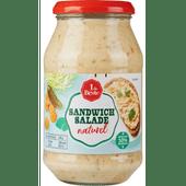 1 de Beste Sandwich salade