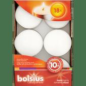 Bolsius Maxi theelichten
